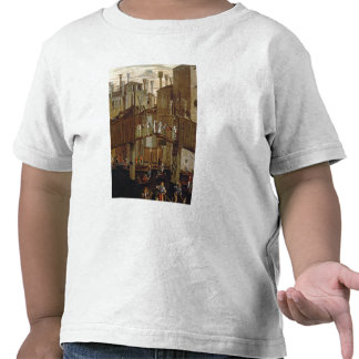 The Miracle of the Relic of the Holy Cross, detail Tee Shirt