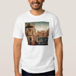 The Miracle of the Relic of the True Cross T Shirt