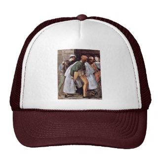 The Miracle Of The Speaking Of His Mother Trucker Hat
