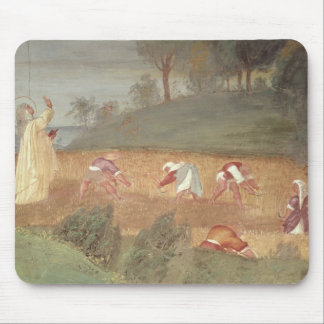 The Miracles of St. Clare of Assisi Mouse Pad