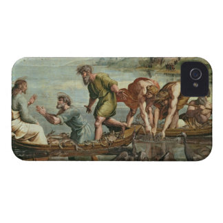 The Miraculous Draught of Fishes (cartoon for the iPhone 4 Cover