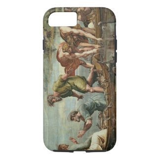 The Miraculous Draught of Fishes (cartoon for the iPhone 8/7 Case