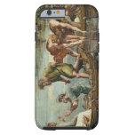 The Miraculous Draught of Fishes (cartoon for the iPhone 6 Case