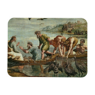 The Miraculous Draught of Fishes (cartoon for the Rectangular Photo Magnet