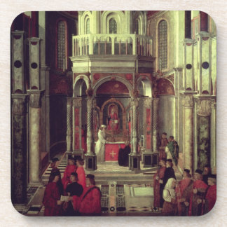 The Miraculous Healing of Pietro de' Ludovici, 150 Coaster