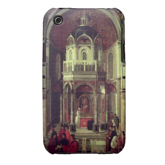 The Miraculous Healing of Pietro de' Ludovici, 150 iPhone 3 Case-Mate Case