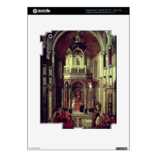 The Miraculous Healing of Pietro de' Ludovici, 150 Decals For iPad 3