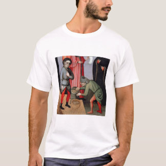 The Miraculous Multiplication of the Grain, detail T-Shirt