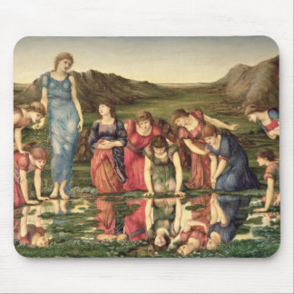 The Mirror of Venus, 1870-76 (oil on canvas) Mouse Pad