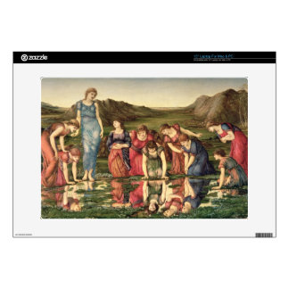 """The Mirror of Venus, 1870-76 (oil on canvas) Skin For 15"""" Laptop"""