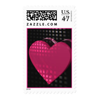 The Mirrored Heart Postage