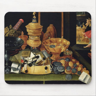 The Miser's Treasure Mouse Pad