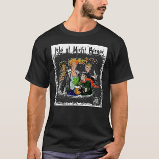 The Misfits black T T-Shirt