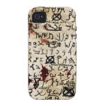 The Missing Page - Necronomicon Case-Mate iPhone 4 Cover