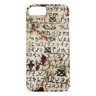 The Missing Page - Necronomicon iPhone 8/7 Case
