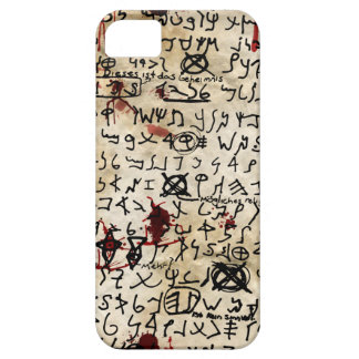 The Missing Page - Necronomicon iPhone SE/5/5s Case