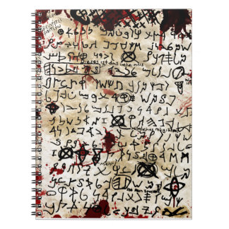 The Missing Page Note Book