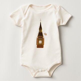 The Missing Piece Baby Bodysuit