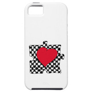 The missing piece iPhone SE/5/5s case