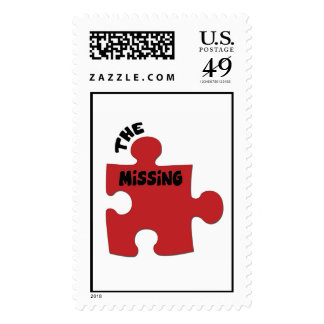 The Missing Piece Stamps