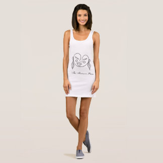 The Mission ice Peace! Sleeveless Dress