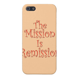 The Mission Is Remission 2 Case For iPhone SE/5/5s