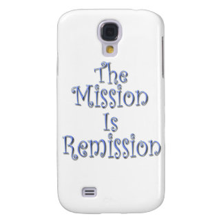 The Mission Is Remission 3 Galaxy S4 Cover