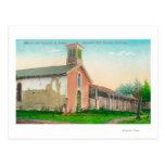 The Mission San Francisco de Solano Postcard