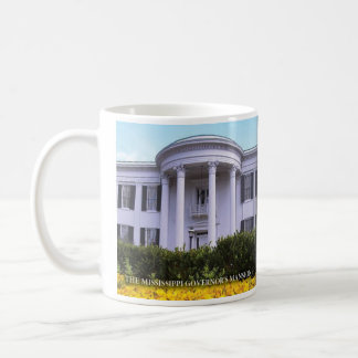 The Mississippi Governors Mansion Historical Mug