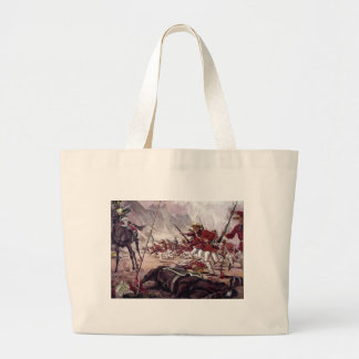 The Mississippi Rifles by Ken Riley Jumbo Tote Bag
