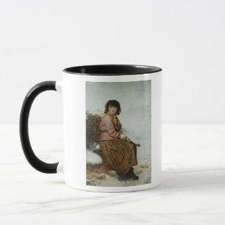 The Mistletoe Gatherer, 1894 Mug