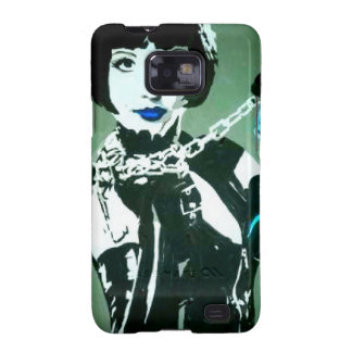 'the Mistress'  Samsung Galaxy S (T-Mobile Vibrant Galaxy SII Case