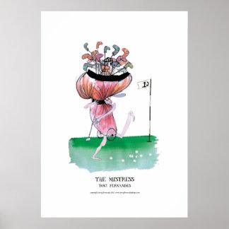 the mistress, tony fernandes  poster