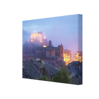 The Mists of Soriano Canvas Prints