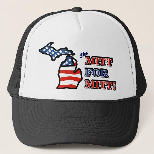 The Mitt for Mitt! Trucker Hat