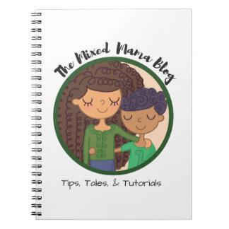 The Mixed Mama Blog Notebook
