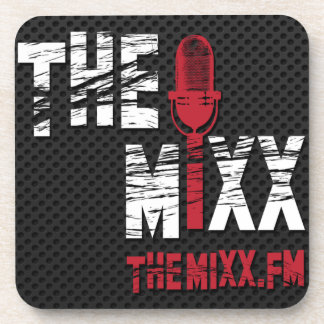 The MIXX Branded Beverage Coaster