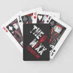 The MIXX Branded Bicycle Playing Cards