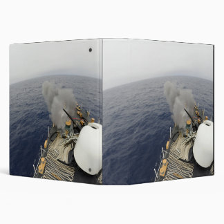 The MK-75 76mm cannon 3 Ring Binder