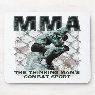 The MMA Thinker Mousepads