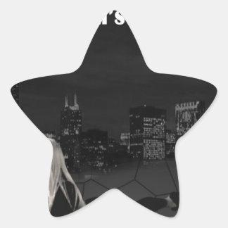 The Mob Movie Star Sticker