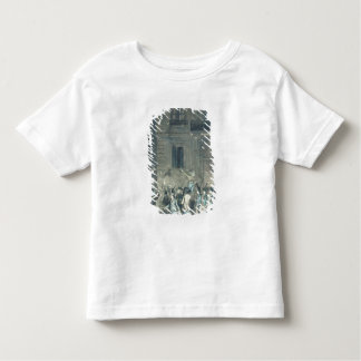 The mob roaming the streets of Paris Toddler T-shirt