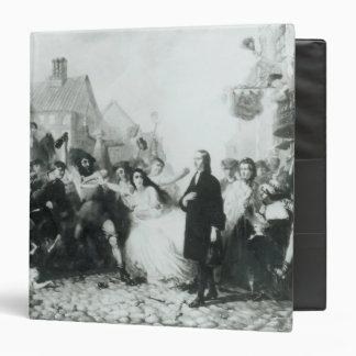 The Mobbing of John Wesley  at Wednesbury Binder