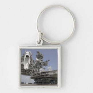 The mobile launcher platform is being moved keychain