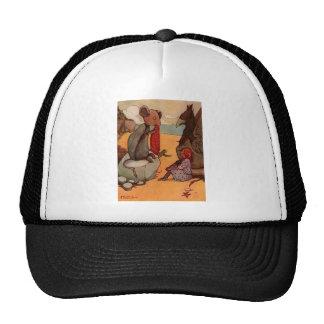 The Mock Turtle Trucker Hat