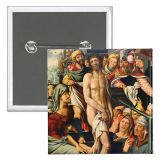The Mocking of Christ Button