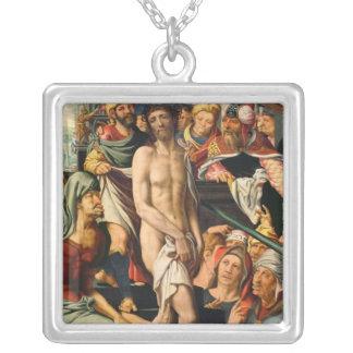 The Mocking of Christ Custom Necklace