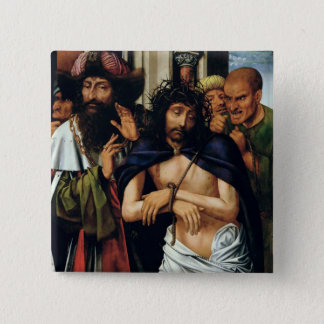 The Mocking of Christ (oil on panel) (see 165461 f Button