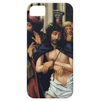 The Mocking of Christ (oil on panel) (see 165461 f iPhone SE/5/5s Case