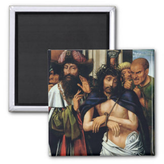 The Mocking of Christ oil on panel see 165461 f Magnet